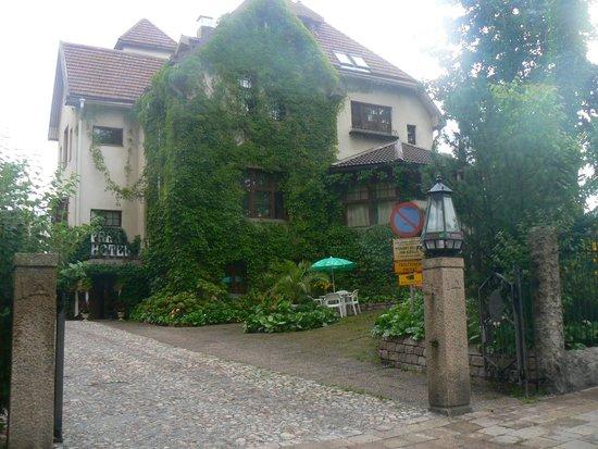 Park Hotel: l'esterno è la parte più gradevole