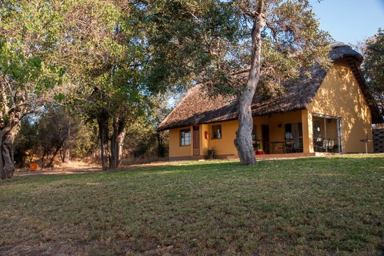 Shimuwini Bushveld Camp: ons huisje in Shimuwini