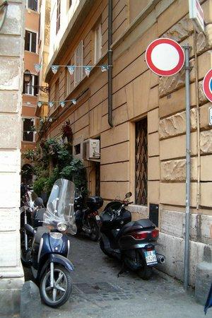 Trattoria Dal Cavalier Gino : nei pressi del Parlamento