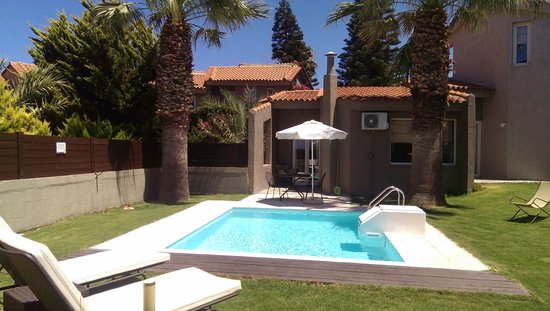 Paradise Island Villas : Artemis villa