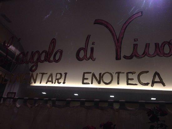 L'angolo Di Vino : Vetrina