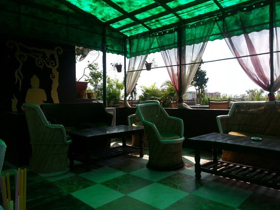 Sunder Palace Guest House : Rooftop