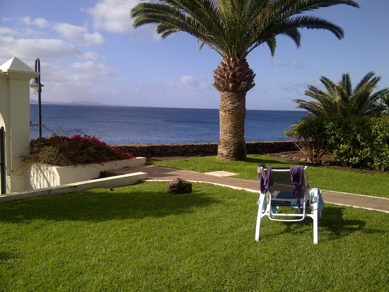 TUI SENSIMAR Natura Palace & SPA: View from the rooms