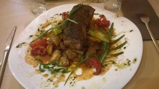 Restaurant couleur des champs dans arras avec cuisine for Plat cuisine francaise
