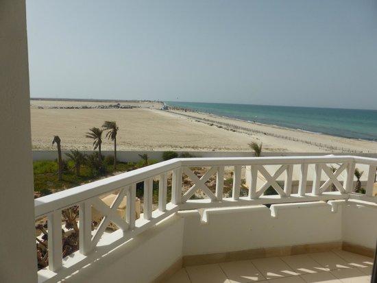 Radisson Blu Palace Resort & Thalasso, Djerba: Vue mer