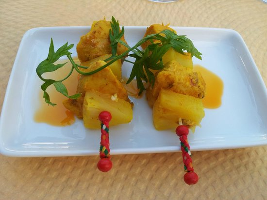 Restaurante La Nina : Starters