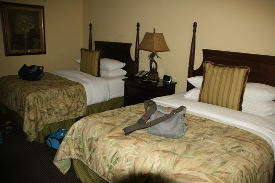 The Inn at Key West: Groß genug für 4!