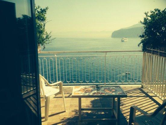 Settimo Cielo: Room Balcony