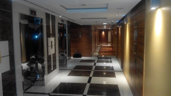 Four Points by Sheraton Downtown Dubai : Well maintained property
