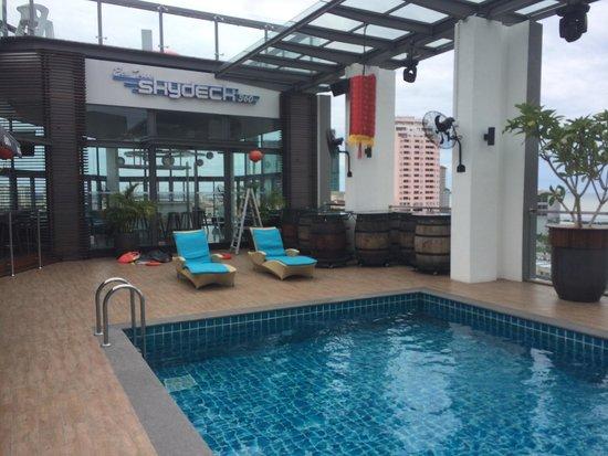 Swimming Pool Picture Of Eco Tree Hotel Melaka Melaka Tripadvisor