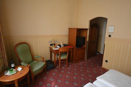 Hotel Beethoven Wien: room