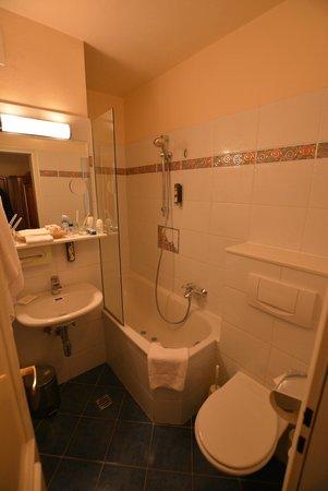 Hotel Beethoven Wien: bathroom