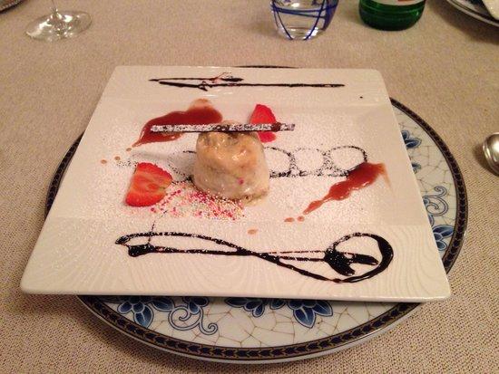 La Tavernetta: Dessert ai fichi
