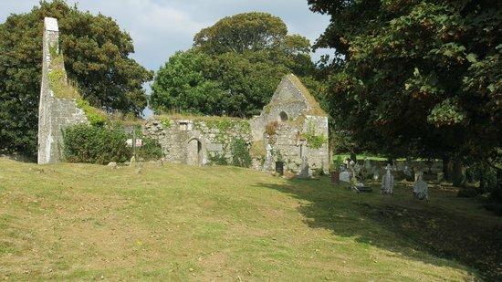 Lough Gur Visitor Centre : New Church