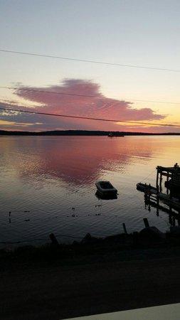 SeaWatch Bed & Breakfast: Amazing viewd