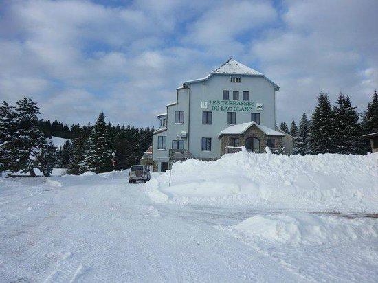 Les Terrasses du Lac Blanc: Lac blanc