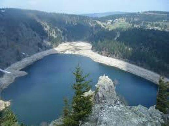 Les Terrasses du Lac Blanc : Lac blanc
