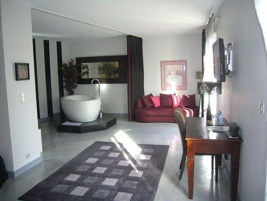 La Villa Cecile : Suite
