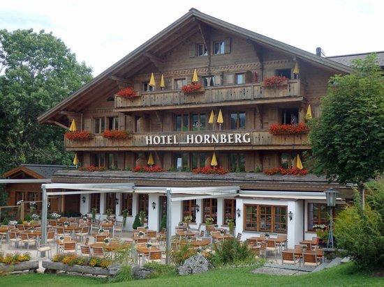 Romantik Hotel Hornberg: Hotel Hornberg