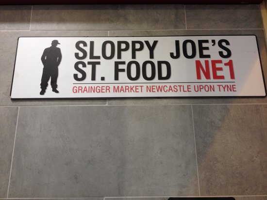 Sloppy Joes Deli: Now open in the GRAINGER market
