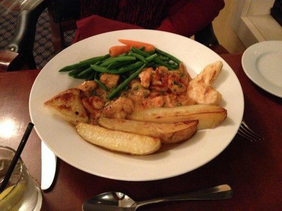 Tidal Waters Resort : Chilli Seafood Ragout