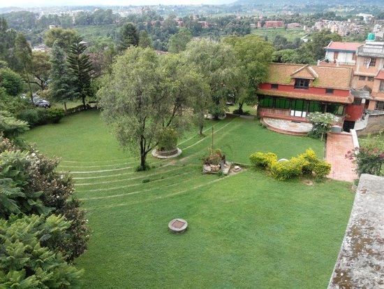 Bhaktapur Guest House : Garden