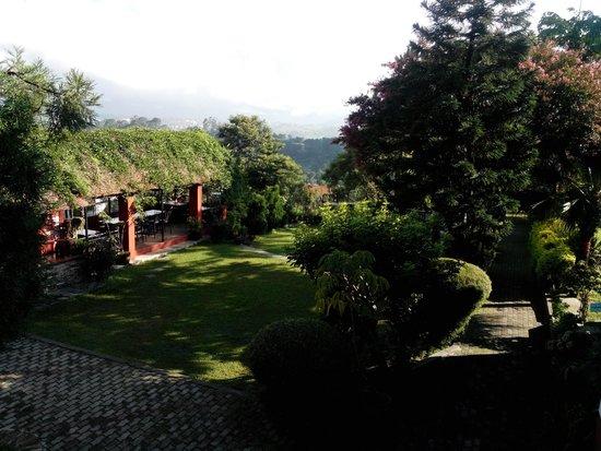 Bhaktapur Guest House : Garden View