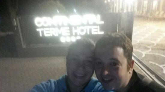 Continental Terme Hotel: Ci ritorneremo presto....