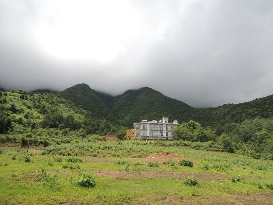 Sadhana Bhumi Himalaya For Life Research: view of the centre