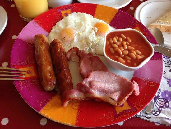 Kate's Place B&B: Irish Breakfast