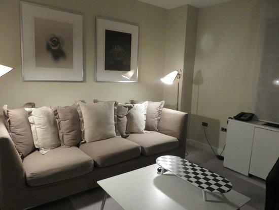 Morgans New York Hotel: Room/Suite