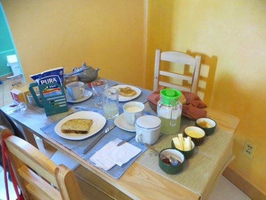 La Selenita: la buona colazione