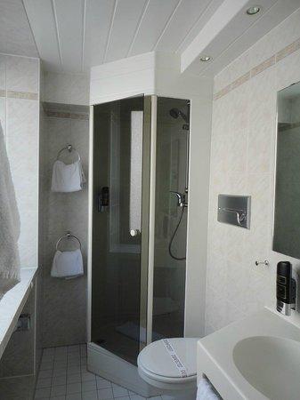 Hotel Europaischer Hof: Il bagno della stanza 424