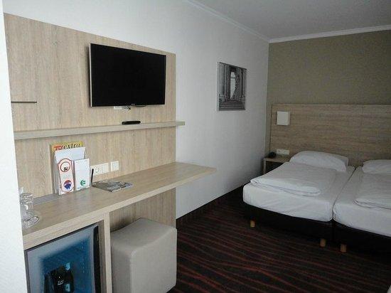 Hotel Europaischer Hof: La stanza 424