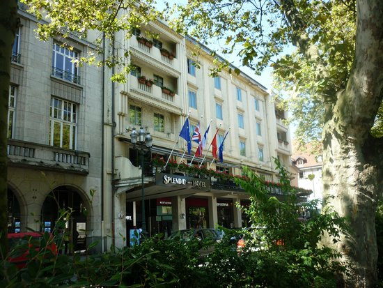 Splendid Hôtel : Hotel Splendid