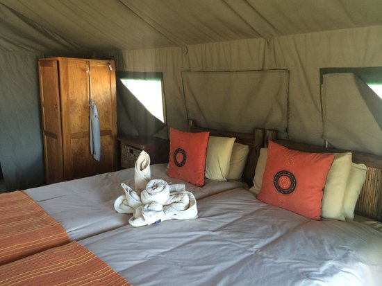 Mankwe Bush Lodge: Dormitorio