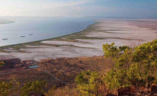 Wyndham, Australie : lookout view 1