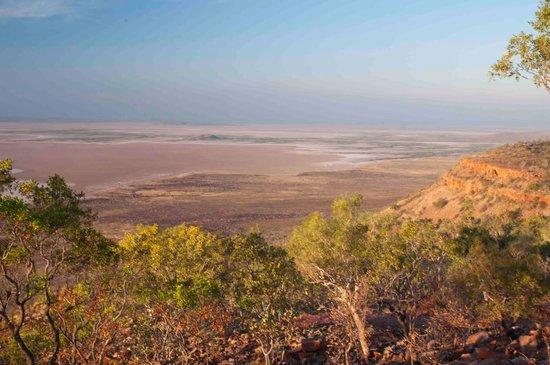 Wyndham, Australie : lookout view 2