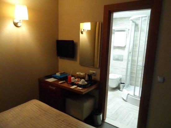 Hotel Polatdemir: Compacte mais confortable