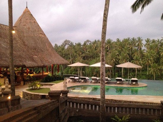 Viceroy Bali: Inifinity pool and bar
