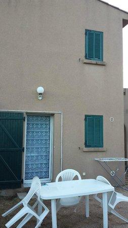 Residence Riviera : Extérieur de la villa