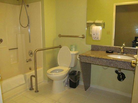 Best Western Anderson Inn : bathroom