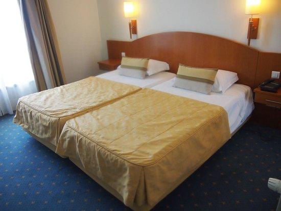 Cinquentenario Hotel: habitación doble