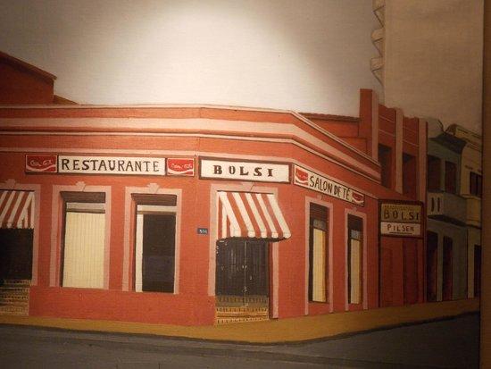 Restaurante Bolsi : Delicioso e super movimentado!