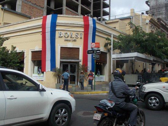 Restaurante Bolsi : Muito bom!