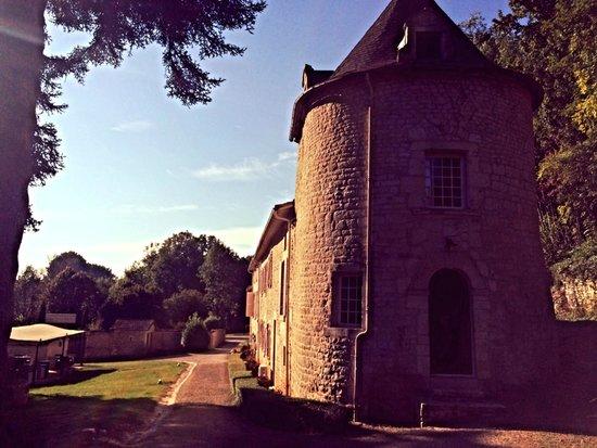 Le Logis Saint Martin: La tour Duplex
