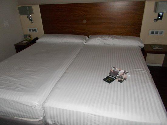 Sercotel Ciutat de Montcata: The beds