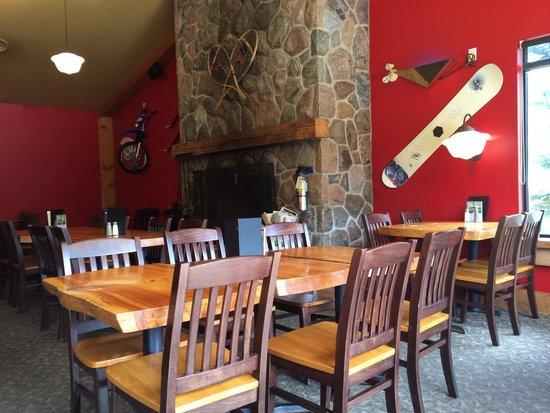 Horseshoe Resort: Crazy Horse Restaurant