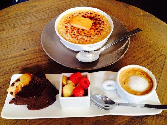 Best Cafe Gourmand Paris
