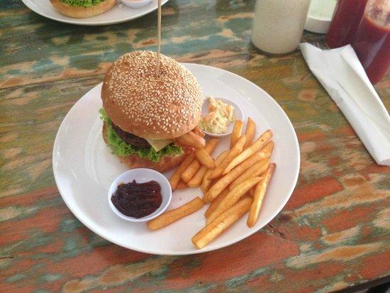 Wacko Burger Cafe: burger